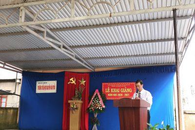 Lễ Khai giảng năm học 2020 – 2021 Trường tiểu học Nguyễn Văn Trỗi