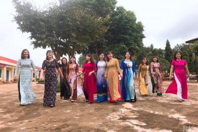 Họp mặt kỷ niệm ngày Phụ Nữ Việt Nam. Năm học 2019 – 2020